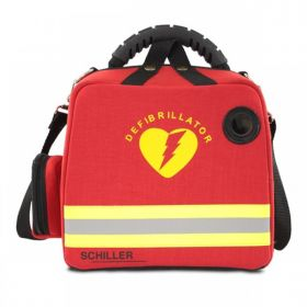 Schiller Fred easy AED Carry Bag, Semi-Rigid [Pack of 1]