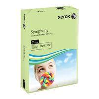 XEROX SYMPHONY COLOURED CARD A4 GRN