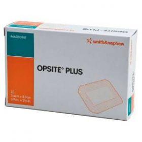 Opsite Plus Adhesive Film Dressing+Pad 8.5cm x 9.5cm