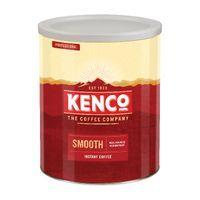 KENCO REALLY SMOOTH COFFEE 750G TIN
