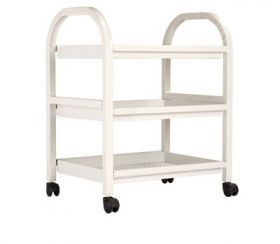 "Plinth 2000 OTIS3 - 24"" Dressing Trolley"