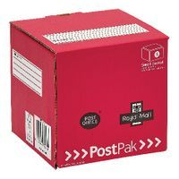 POSTPAK SMALL CUBE MAIL BOX MULTI