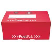 POSTPAK HALF SMALL MAIL BOX MULTI