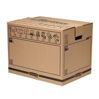 BANKERS MAN RMVAL BOX 42X40X55CM PK5