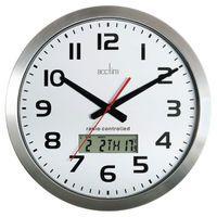 ACCTIM MERIDN RC WL CLOCK ALM 74447