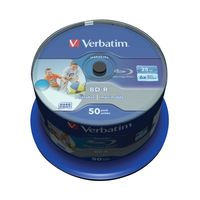 VERBATIM BLURAY 256GB 6X SPINDLE 50