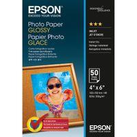 EPSON PHOTO PAPER 10X15 50 SHT 200G