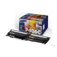 HP CLT-P406C 4PK CYMK TONER CR