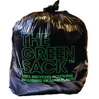 THE GREEN SACK MED DUTY REFUSE SCK