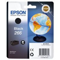EPSON 266 GLOBE INK BLK C13T26614010