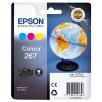 EPSON 267 GLOBE INK CLR C13T26704010