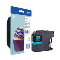 BROTHER INK CART RBW PK3 LC123RBWBP
