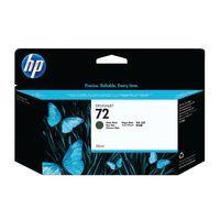 HP 72 INK CART MATTE BLK 130ML TWIN