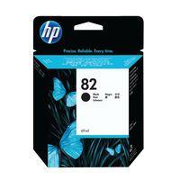 HP 82 INK CART BLACK 69ML TWIN PACK