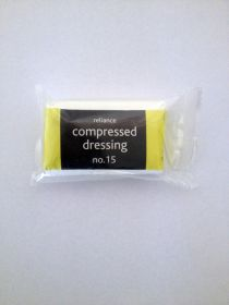 Compressed Wound Dressing Pad No.15 [1]