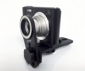 Dermlite Universal Point And Shoot Camera Adapter [Pack of 1]