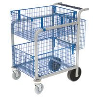 GO SECURE LARG TROLLEY 584X762X914MM