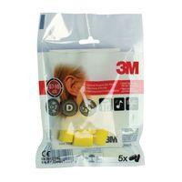 3M EXTRA SOFT EAR PLUGS 87-98DB