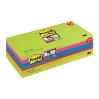 POST-IT SUPER STICKY XL NOTES PK 12