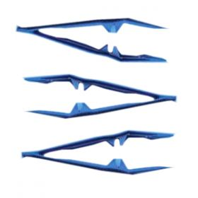 Disposable Sterile Dissecting/Dressing Plastic Forceps [Each]