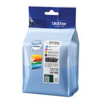 BROTHER LC3219 VALUE PACK4 CMYK