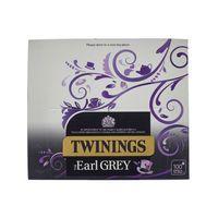 TWININGS EARL GREY TAGGED TEA BAGS