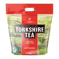 YORKSHIRE TEA TEA BAGS PACK OF 1040