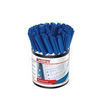 EDDING HANDWRITER PEN BLUE PK42