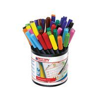 EDDING COLOURPEN FINE ASSORTED PK42
