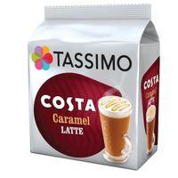 TASSIMO COSTA CARAMEL LAT PDS PK45