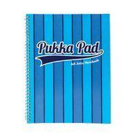 PUKKA VOGUE BLUE A4 JOTTA PADS PK3