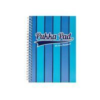 PUKKA VOGUE BLUE A5 JOTTA PAD PK3