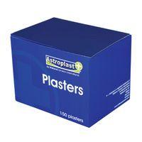 WALLACE FABRIC PLASTERS ASST PK150