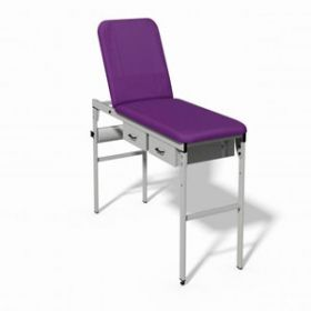 Plinth 2000 Fixed Height Couch - DAMSON