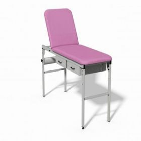 Plinth 2000 Fixed Height Couch - ROSE
