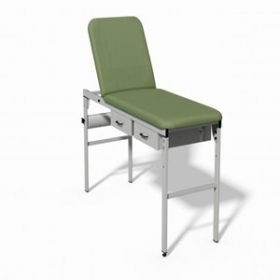 Plinth 2000 Fixed Height Couch - SAGE