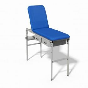Plinth 2000 Fixed Height Couch - SKY