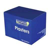 WALLACE BLU DETECTABLE PLASTERS AST