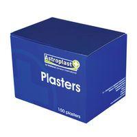WALLACE WASHPROOF PLASTERS 7X2.4CM