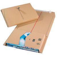 MAILING BOX 370 X 290 X 75MM PK20
