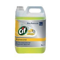 CIF PROFESSIONL ALL PURPSE CLEANR 5L