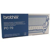 BROTHER PC70 THERMAL RIBBON CARTRIDG