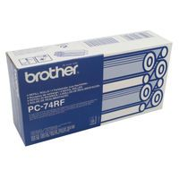 BROTHER T74/76 4 THERMAL FAX REFILL