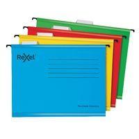 REXEL BLUE A4 CLASSIC SUSPEN FILES 1140936