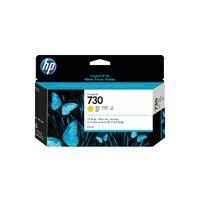 HP 730 YELLOW INK CARTRIDGE 130ML