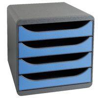 IDERAMA BLUE 4 DRAWER SET