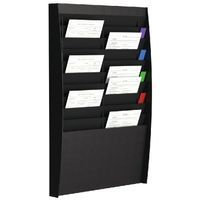 FAST PAPER A4 DOCUMENT PANEL 20BLACK
