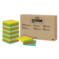 POST-IT EXTREME 76X76MM ASSORTED P24