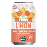 VOLVIC LMON LEMON AND GRAPEFRUIT P12