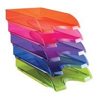 HAPPY BY CEP MCOLOUR LETTER TRAYS P5